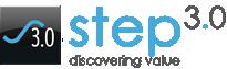 Logo Step 3+